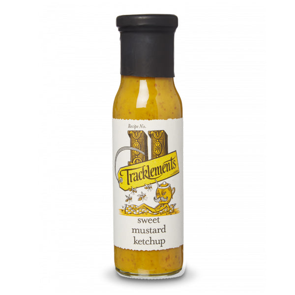 Sweet Mustard Ketchup - Jar 230ml