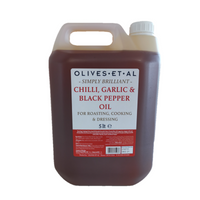 Roasting Oil – 5 litres (Choose Flavour)
