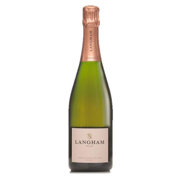 Langham Sparkling Wine | Rose NV | Bottle 75cl