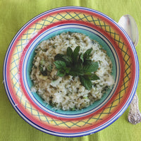 The Seasonist - Pea Risotto with Lemon & Herb Germolata - Pot 190g