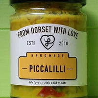From Dorset with Love - Piccalilli