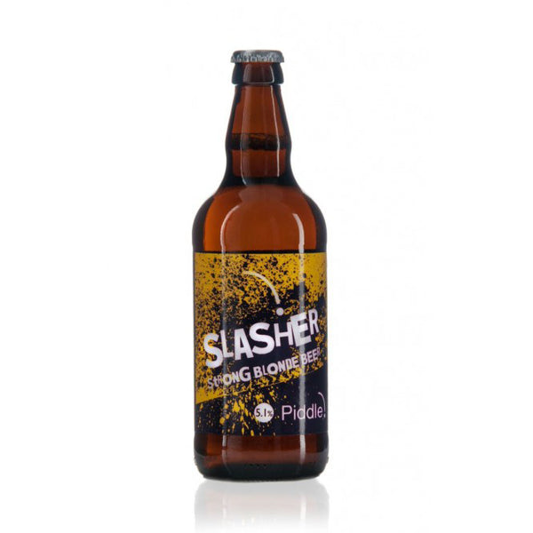 Piddle Brewery - Slasher Strong Blonde Ale - Bottle 500ml