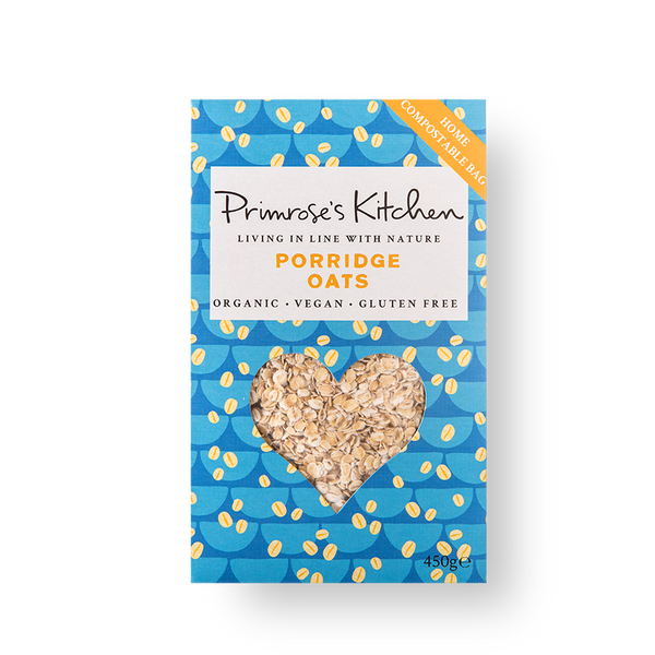 Primrose Kitchen Organic Porridge Oats