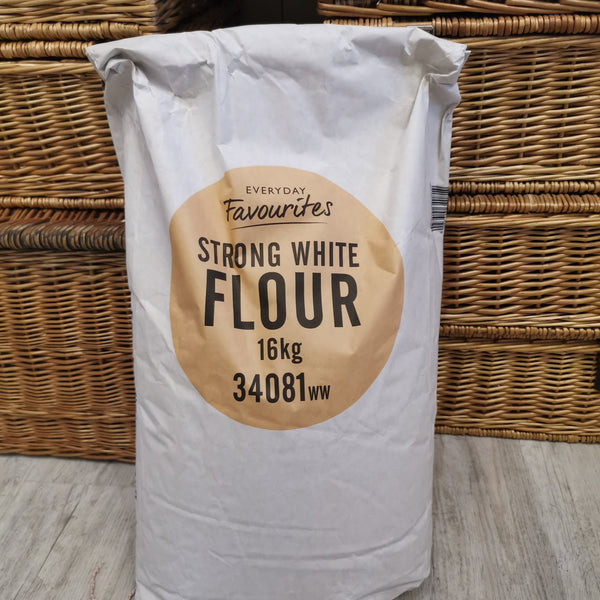 Flour - Strong White - Bag 1.5kg