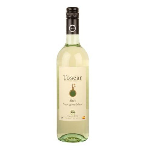 Wine White - Toscar Airen / Sauvignon Blanc | Bottle 75cl