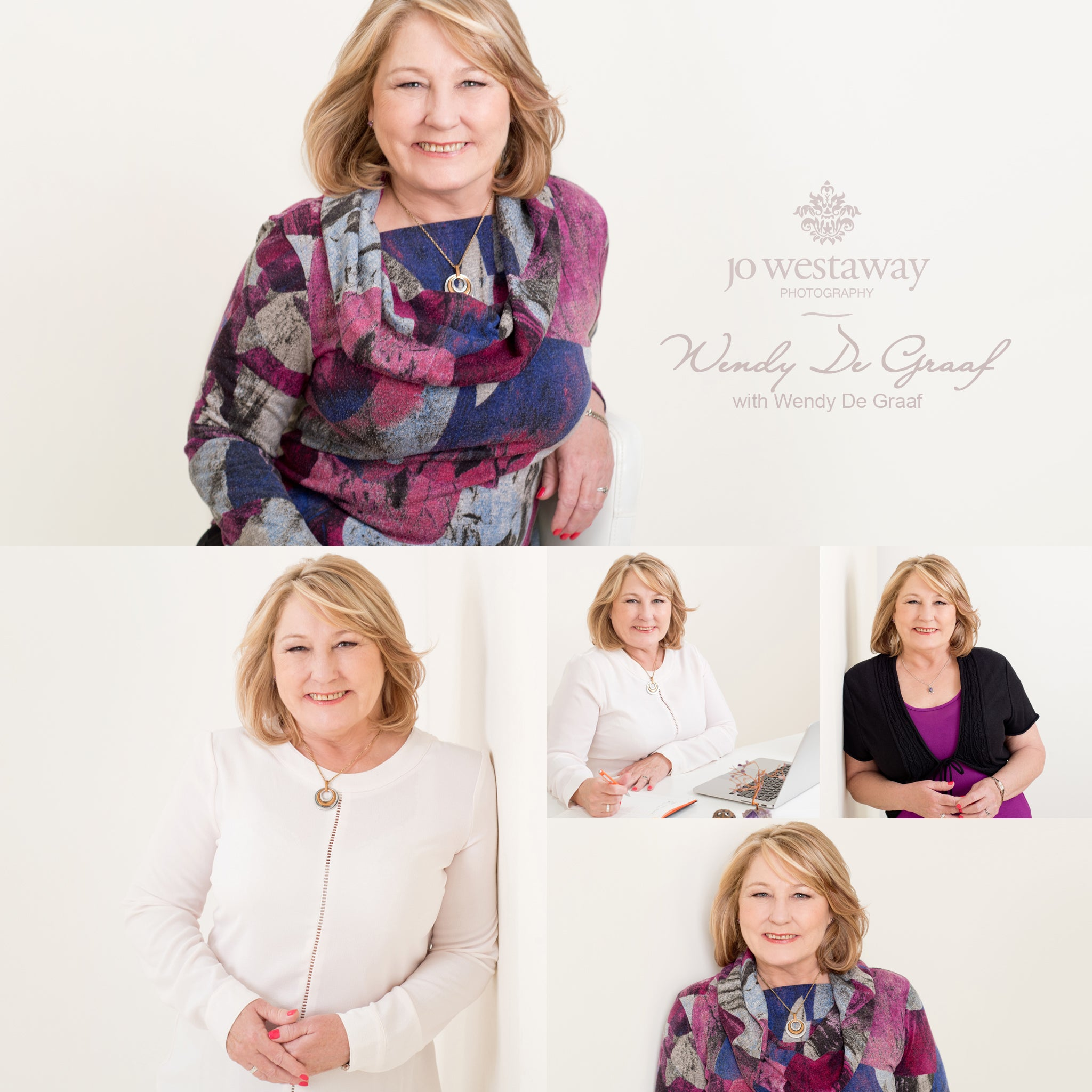 On-brand headshots and personal brand photos - took confident and win customers