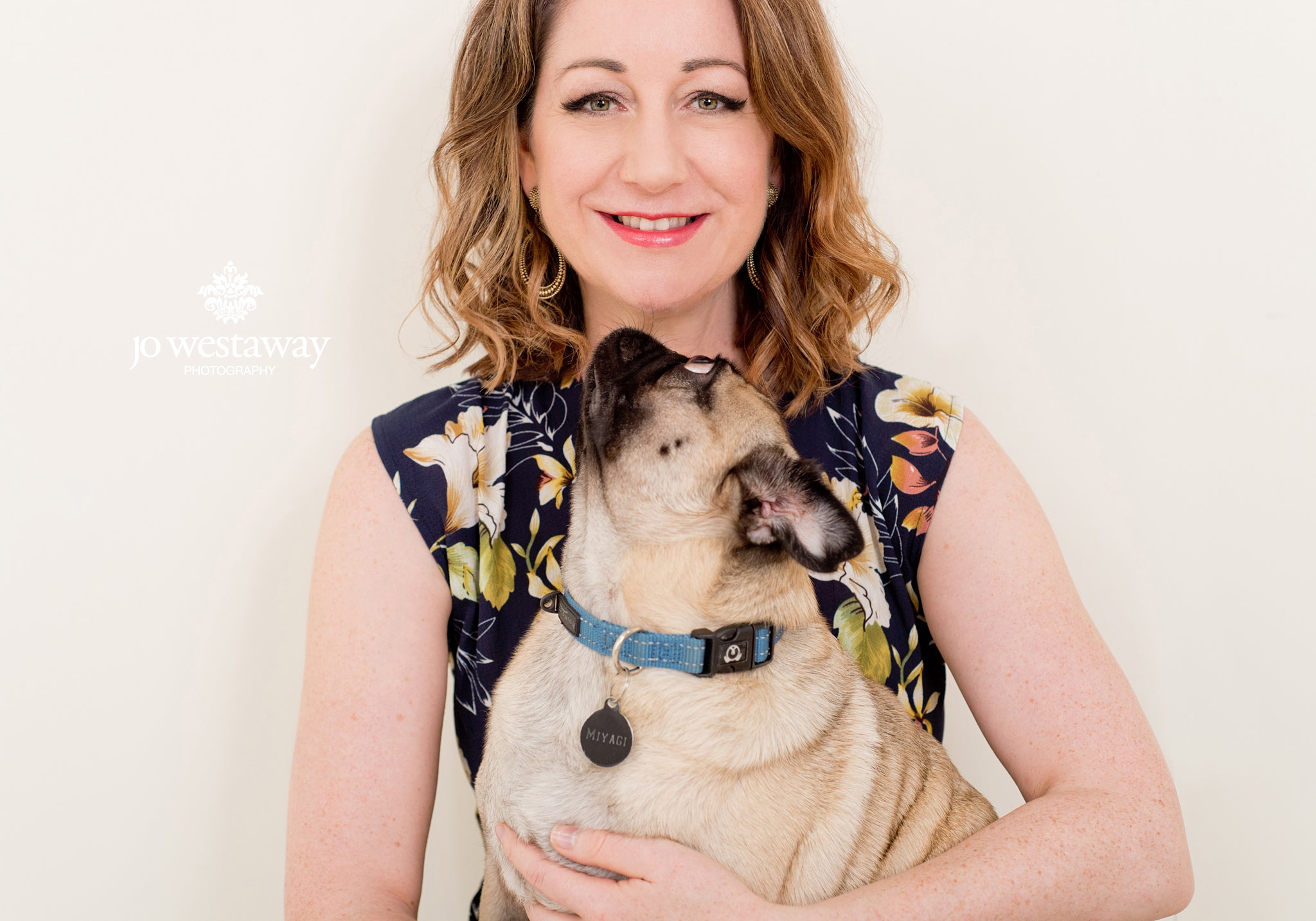 Show how you are in business with personal brand photos - clients love authentic photos - bring your dog!