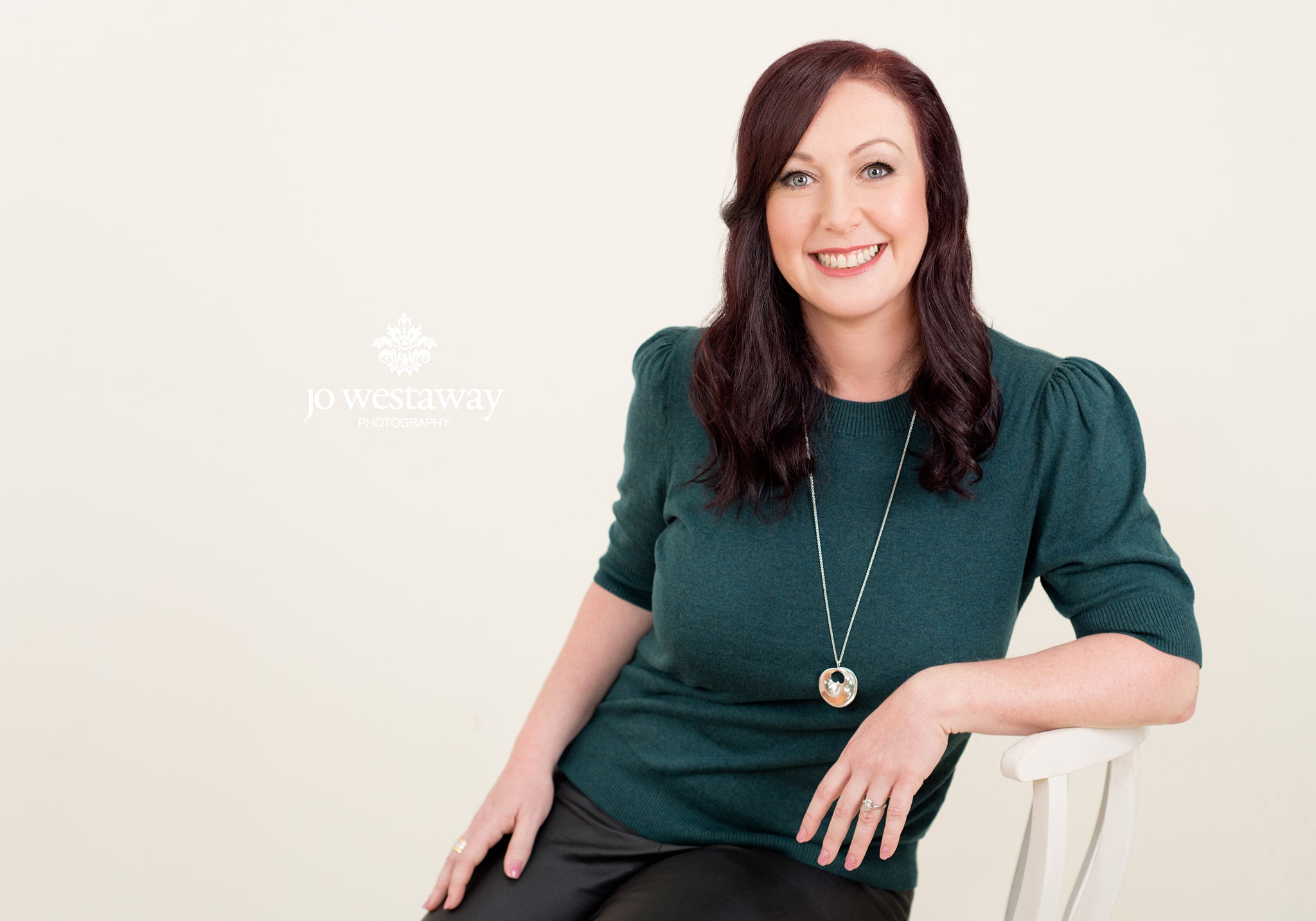 Personal branding and headshots by Jo Westaway Photography for business women