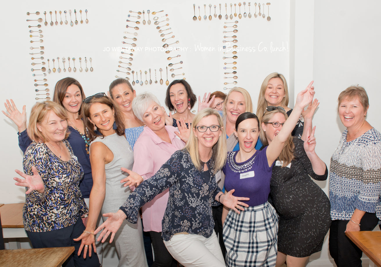 WIBCo networking event hosted by Jo Westaway Photography - brand and content photos