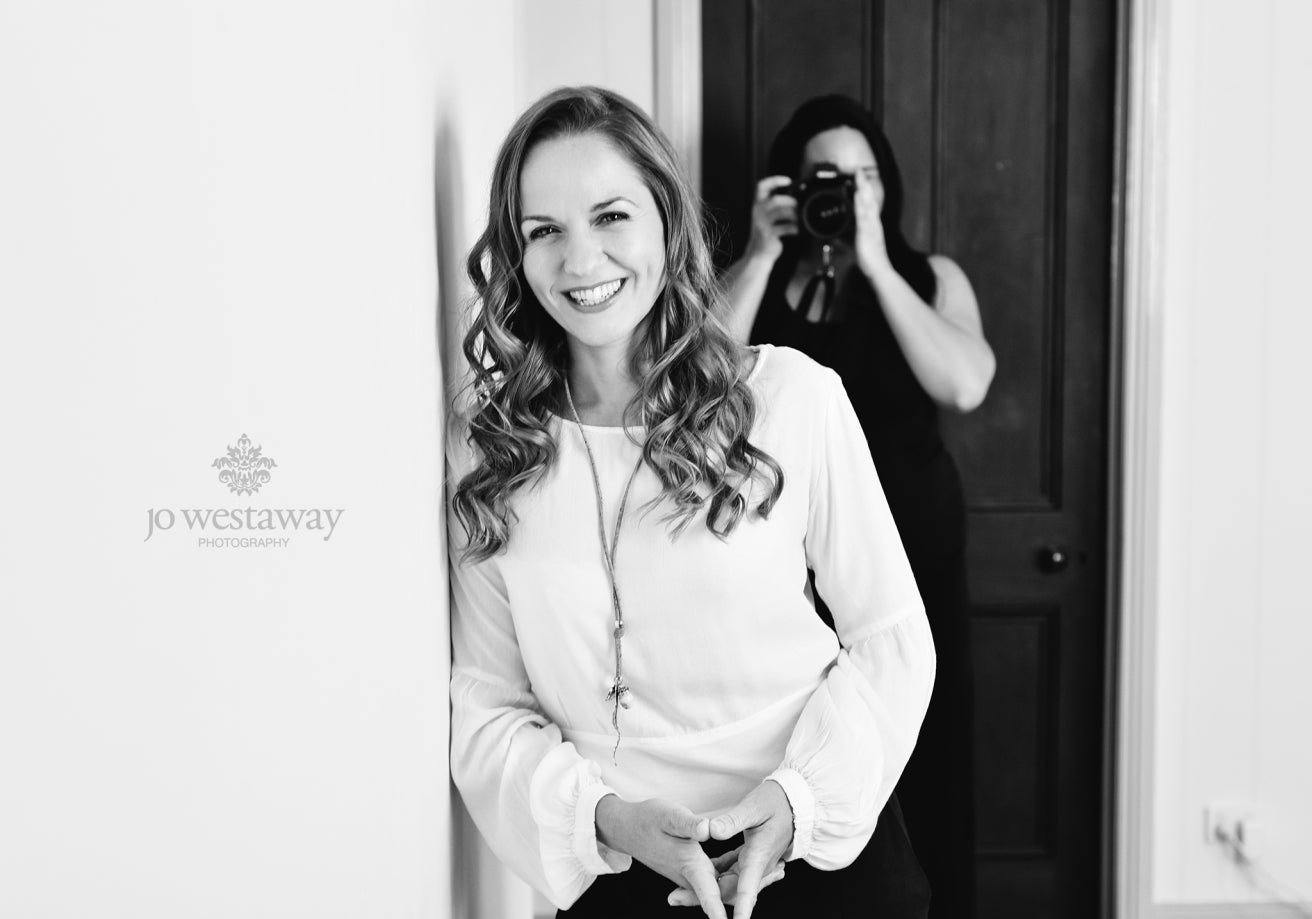 Looking incredible - behind the scenes personal brand business photo shoot Brisbane