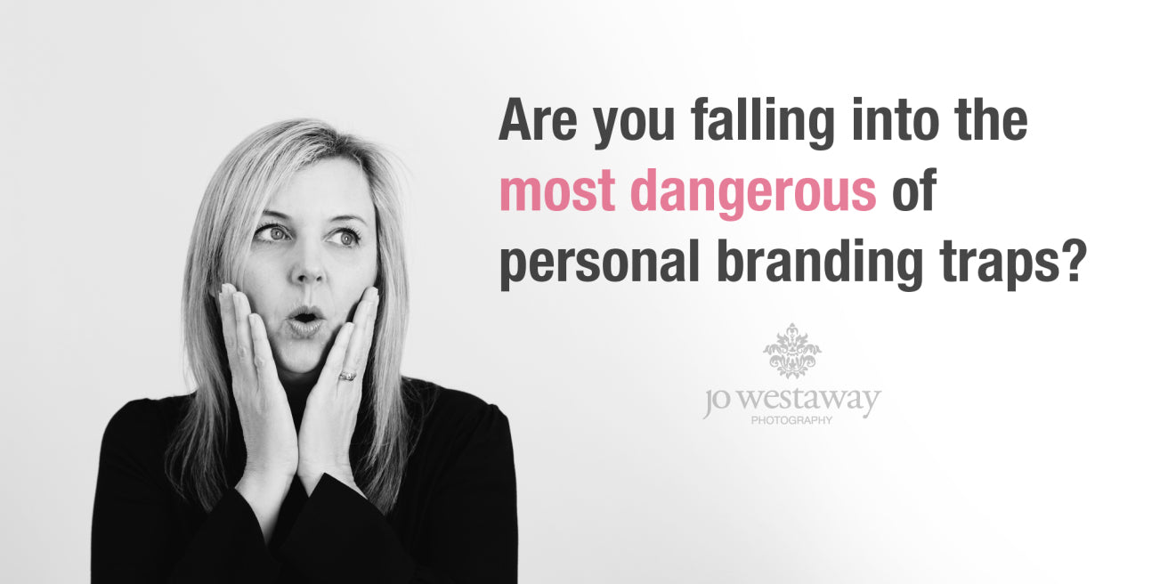 Are you fall into the most dangerous of personal branding traps?