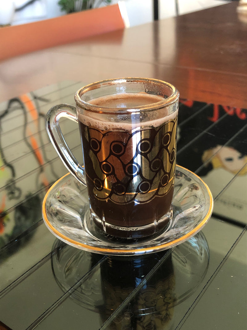 Perfect Turkish Coffee