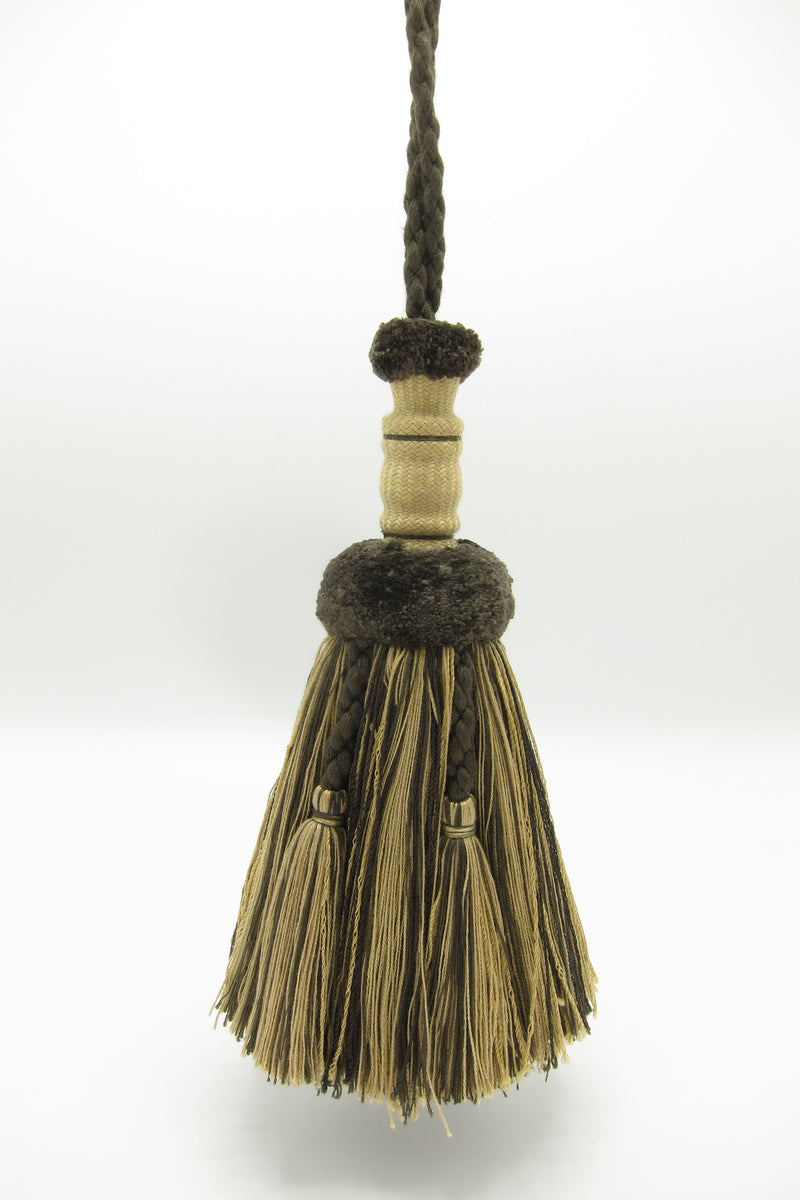 vintage handmade decorative tassel