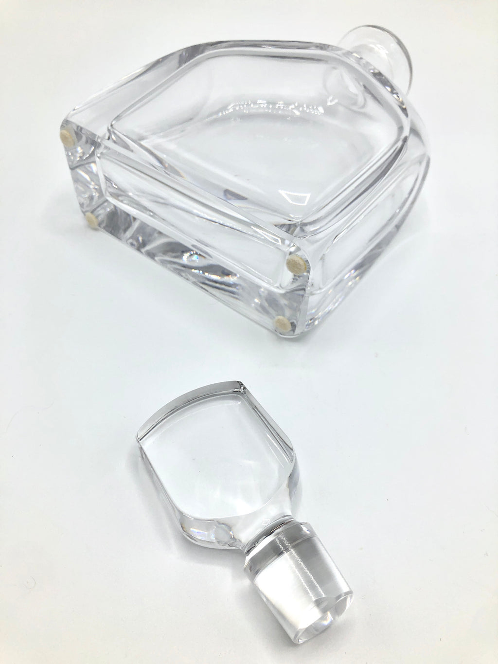 Vintage Orrefors Crystal Decanter
