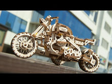 Loading and playing videos in the gallery viewer,MOTORCYCLE SCRAMBLER UGR-10