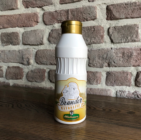 Fles Brander mayonaise (450 ml)