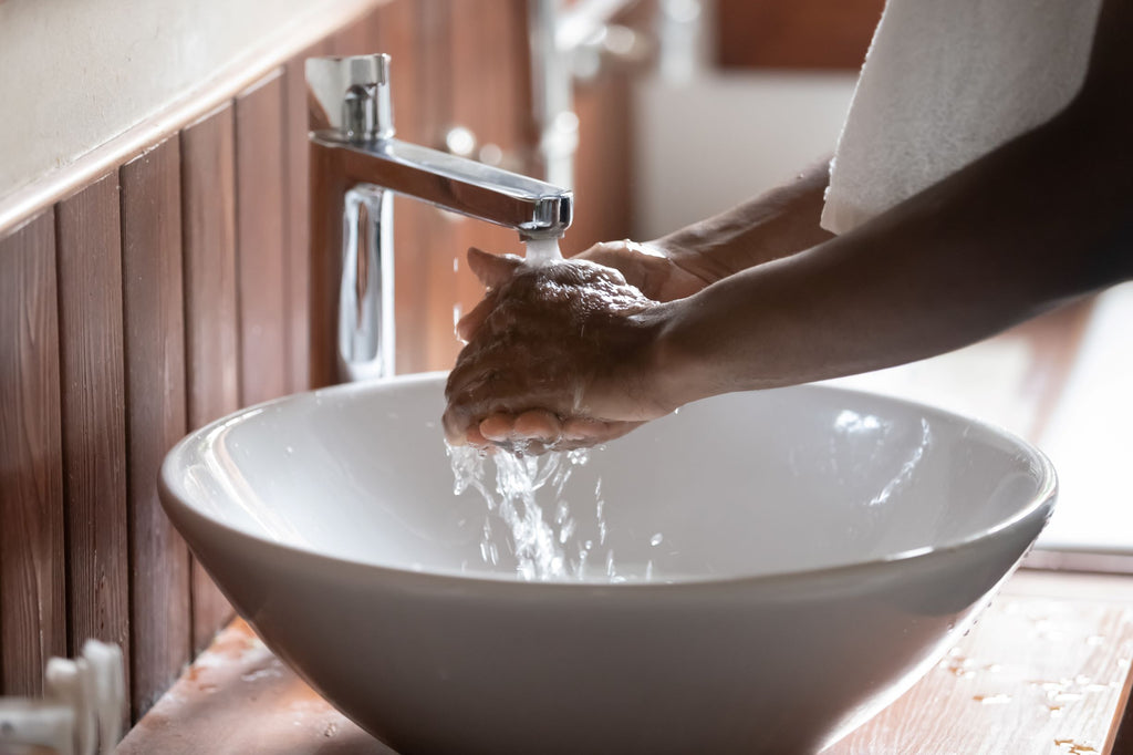 What Are The Four Essential Steps For Proper Handwashing?