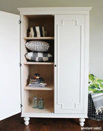 Load image into Gallery viewer, Armoire Cabinet PDF Plans