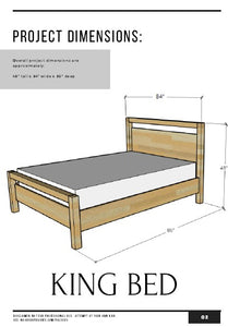 Modern Bedroom Set BUNDLE