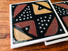 Load image into Gallery viewer, Ceramic Tile Coasters
