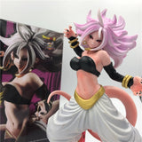 Dragon Ball Z Android 21 Action Figure Model