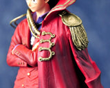 One Piece Monkey D. Luffy Red Cloak The Ultimate King Action Figure
