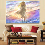 When Marnie Was There Wall Art Printed Canvas