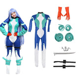 My Hero Academia Nejire Hado Cosplay Bodysuit Costume