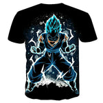 Dragon Ball Z Goku Super Saiyan God T-Shirt