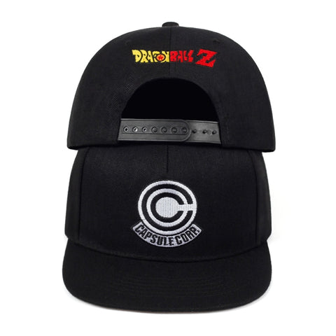 Dragon Ball Z Capsule Corp Snapback Hat