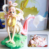 One Piece Shirahoshi Mermaid Figurine Model