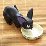 Kiki's Delivery Service Mini Black Cat Jiji Cat Figure Model