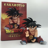 Dragon Ball Z Kakarot Peace Figure Model