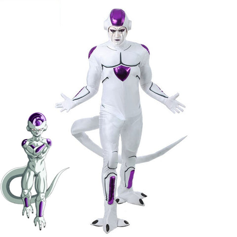 Dragon Ball Z Super Frieza Cosplay Costume