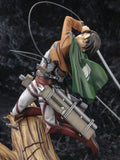 Attack on Titan Levi Ackerman Fighting Action Figure Model