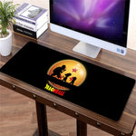 Dragon Ball Z Master Roshi Kid Goku & Krillin Mouse Pad