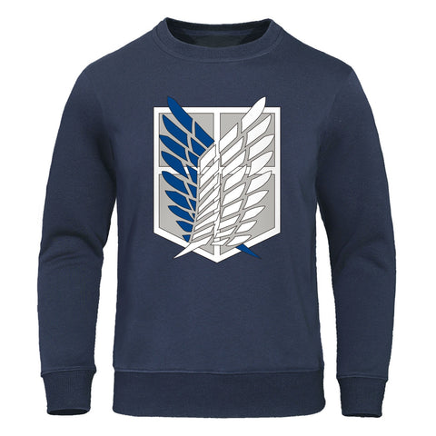 Attack on Titan Survey Corps Logo Sweater
