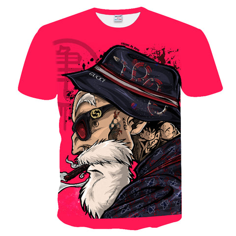 Dragon Ball Z Sensei Master Roshi T-Shirt