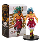 Dragon Ball Z Legendary Saiyan Broly Action Figure Model