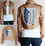 Attack on Titan Military Jacket