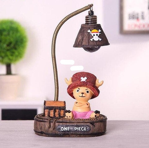One Piece Tony Tony Chopper Table Lamp Figure