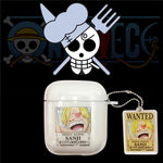 One Piece Dead or Alive Vinsmoke Sanji AirPod Case