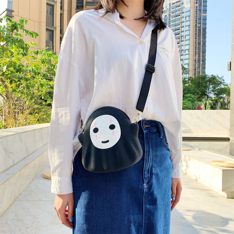 Studio Ghibli Spirited Away No Face Bag