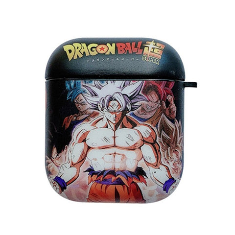 Dragon Ball Z Super Saiyan White AirPod Case