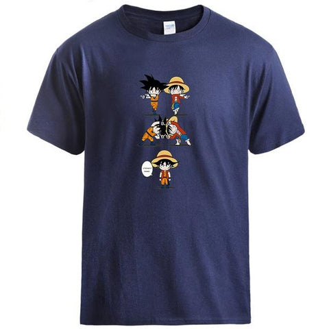 One Piece Strongest Monkey Fusion T-Shirt