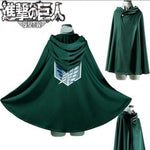 Attack on Titan Wings of Freedom Cloak