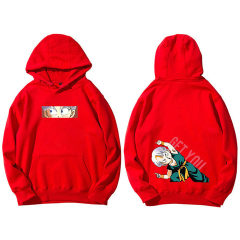 Dragon Ball Z Trunks Get You Hoodie