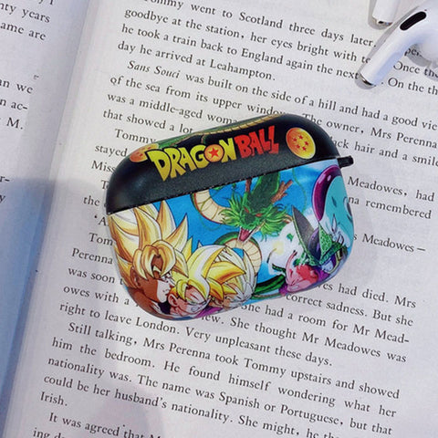 Dragon Ball Z Characters AirPod Pro Case