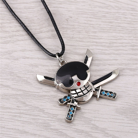 One Piece Roronoa Zoro Pendant Necklace