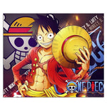 One Piece Luffy Straw Hat Mouse Pad